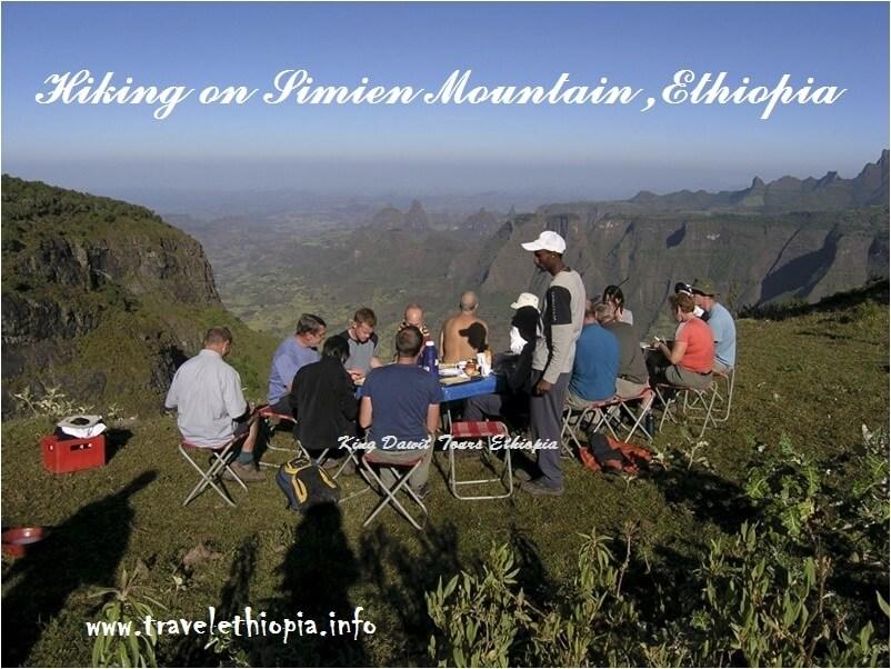 Ethiopia Trekking Tour