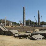 Ethiopia Axum Standing Stele
