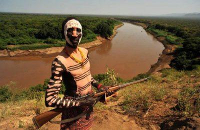 Ethiopia Omo valley tribes tour, Karo