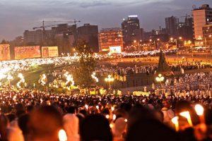 Ethiopia Meskel Festival