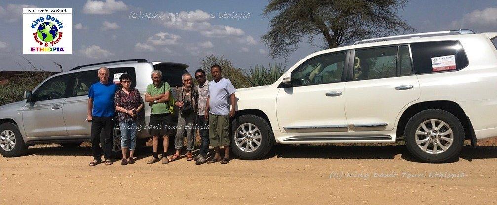 Luxury travel in Ethiopia